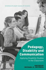 Omslag - Pedagogy, Disability and Communication