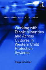 Omslag - Working with Ethnic Minorities and Across Cultures in Western Child Protection Systems
