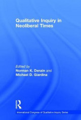 Omslag - Qualitative Inquiry in Neoliberal Times