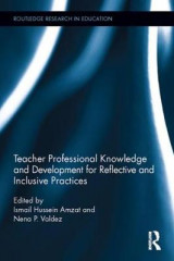 Omslag - Teacher Professional Knowledge and Development for Reflective and Inclusive Practices