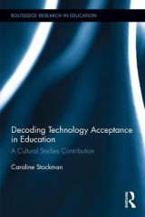 Omslag - Decoding Technology Acceptance in Education