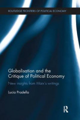 Omslag - Globalization and the Critique of Political Economy