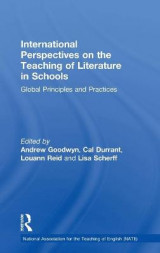 Omslag - International Perspectives on the Teaching of Literature in Schools