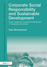 Omslag - Corporate Social Responsibility and Sustainable Development