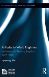 Omslag - Attitudes to World Englishes