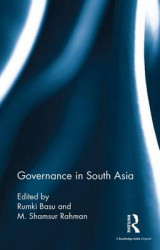 Omslag - Governance in South Asia