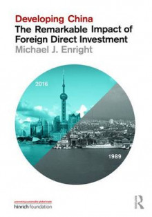 The Stunning Success of China's Inbound Foreign Direct Investment Strategy av Michael J. Enright (Heftet)