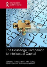 Omslag - The Routledge Companion to Intellectual Capital