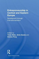 Omslag - Entrepreneurship in Central and Eastern Europe
