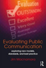 Omslag - Evaluating Public Communication
