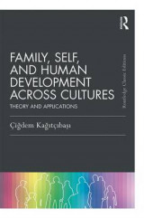 Omslag - Family, Self, and Human Development Across Cultures
