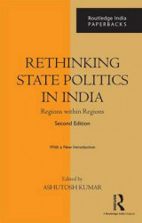 Omslag - Rethinking State Politics in India
