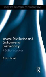 Omslag - Income Distribution and Environmental Sustainability