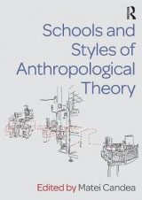 Omslag - Schools and Styles of Anthropological Theory