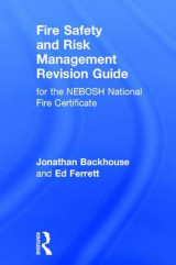 Omslag - Fire Safety and Risk Management Revision Guide