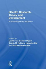 Omslag - eHealth Research, Theory and Development
