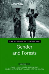 Omslag - The Earthscan Reader on Gender and Forests