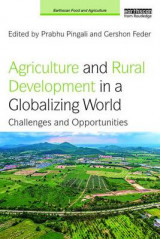 Omslag - Agriculture and Rural Development in a Globalizing World