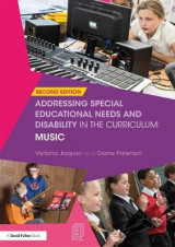 Omslag - Addressing Special Educational Needs and Disability in the Curriculum: Music