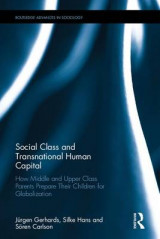Omslag - Social Class and Transnational Human Capital