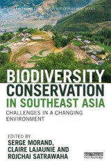 Omslag - Biodiversity Conservation in Southeast Asia