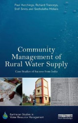 Omslag - Community Management of Rural Water Supply