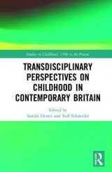 Omslag - Transdisciplinary Perspectives on Childhood in Contemporary Britain