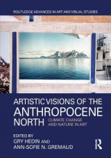 Omslag - Artistic Visions of the Anthropocene North