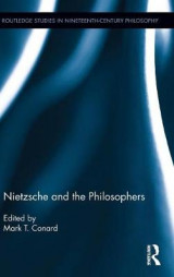 Omslag - Nietzsche and the Philosophers