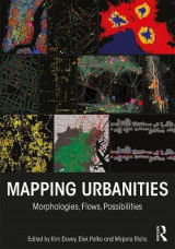 Omslag - Mapping Urbanities