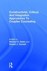 Omslag - Constructivist, Critical, and Integrative Approaches to Couples Counseling
