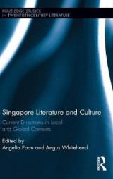 Omslag - Singapore Literature and Culture