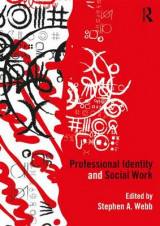 Omslag - Professional Identity and Social Work