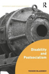 Omslag - Disability and Postsocialism