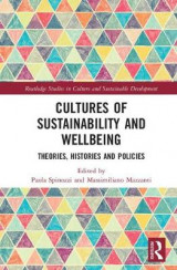 Omslag - Cultures of Sustainability and Wellbeing