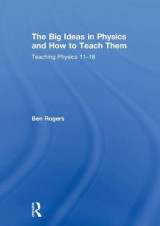 Omslag - The Big Ideas in Physics and How to Teach Them