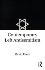 Omslag - Contemporary Left Antisemitism