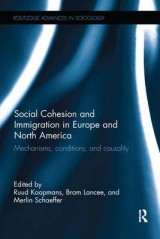 Omslag - Social Cohesion and Immigration in Europe and North America