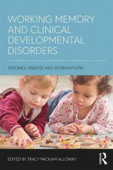 Omslag - Working Memory and Clinical Developmental Disorders