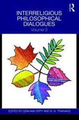 Omslag - Interreligious Philosophical Dialogues