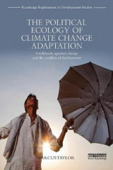 Omslag - The Political Ecology of Climate Change Adaptation