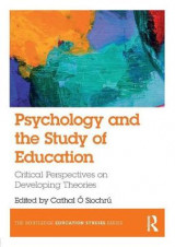 Omslag - Psychology and the Study of Education