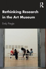 Omslag - Rethinking Research in the Art Museum