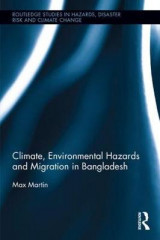 Omslag - Climate, Environmental Hazards and Migration in Bangladesh