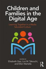 Omslag - Children and Families in the Digital Age