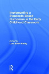 Omslag - Implementing a Standards-Based Curriculum in the Early Childhood Classroom