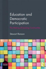 Omslag - Education and Democratic Participation