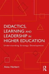 Omslag - Didactics, Learning and Leadership in Higher Education