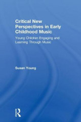 Omslag - Critical New Perspectives in Early Childhood Music