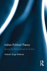Omslag - Indian Political Theory